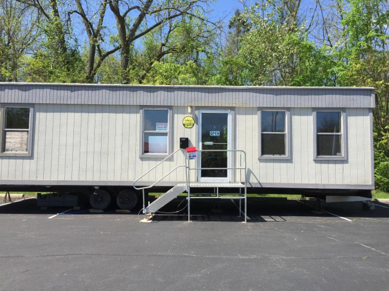 Temporary Construction Office : Facility update ilead spring meadows