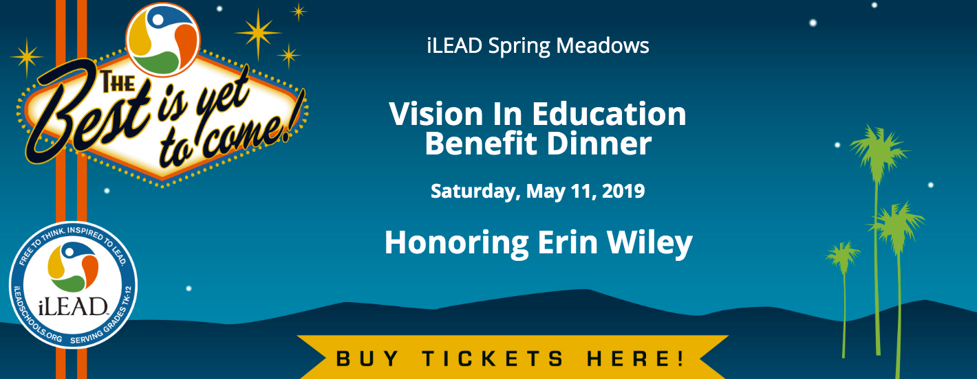 Vision in Education Dinner