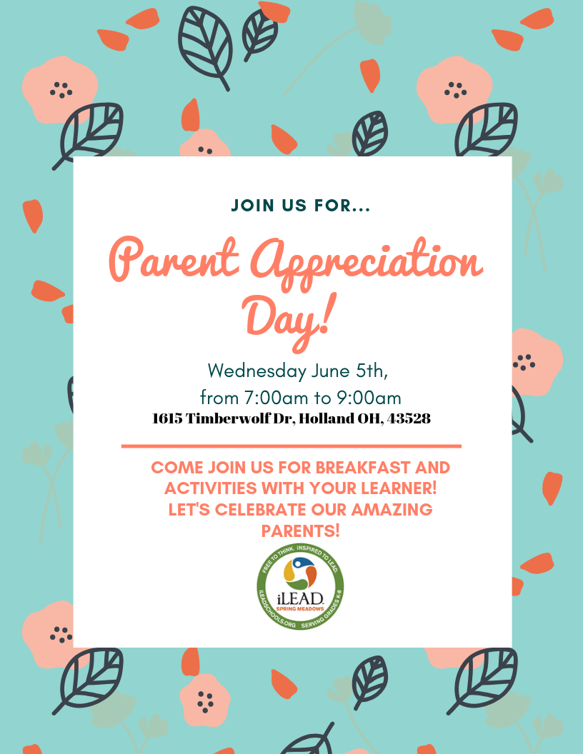 Parent appreciation day