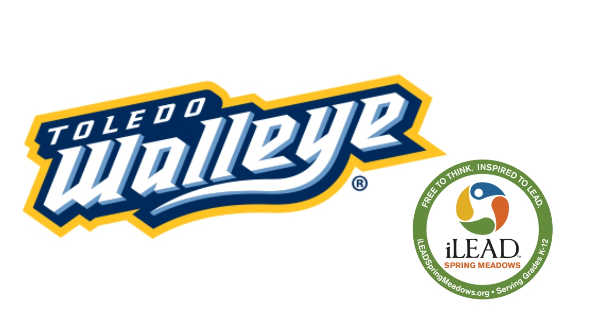 Toledo Walleye and iLEAD Spring Meadows